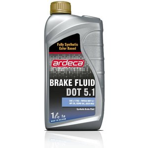 Ardeca Lubricants DOT 5.1 Remvloeistof 0,5L