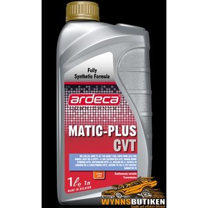 Ardeca Lubricants Matic plus CVT 1L