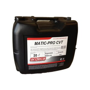 Ardeca Lubricants Matic Pro CVT 20L