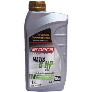 Ardeca Lubricants Matic 8HP 1L