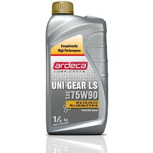 Ardeca Lubricants Uni Gear LS 75W90 1L