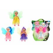 """""""Little Fairy"""" pop op kaart 4-ass.*"""