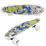 Street Surfing Street Surfing Pop Board Skel.