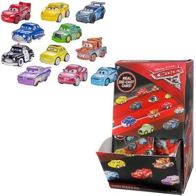 Cars 3 Mini Racers Ass.