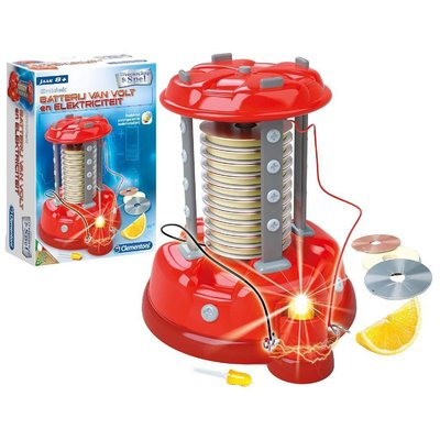 Clementoni Discovery Set Electricity 8+