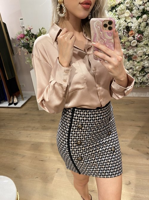 Dream Blouse Blush