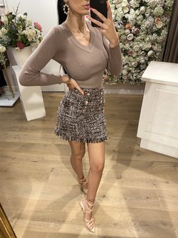 Fall Body Taupe
