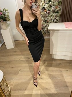 Black Gia Dress