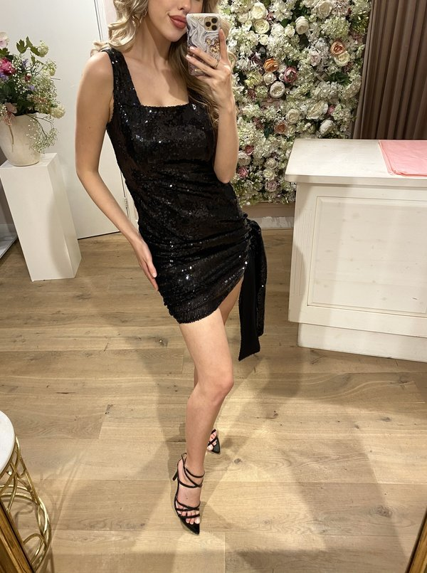 Sequin Chic Dress