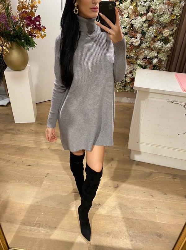 Bibi Grey Sweater