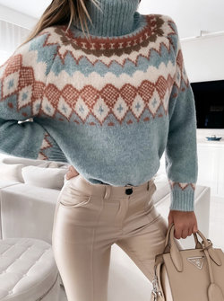 Alaska Sweater Mint