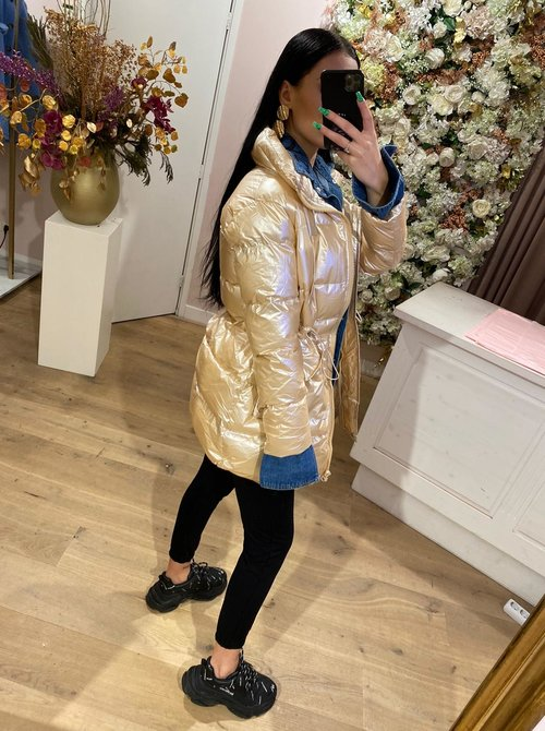 Elly jacket goldie