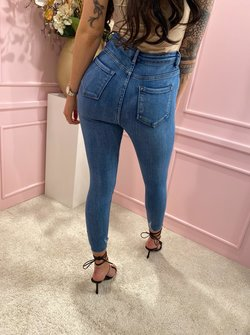 Kendall blue jeans