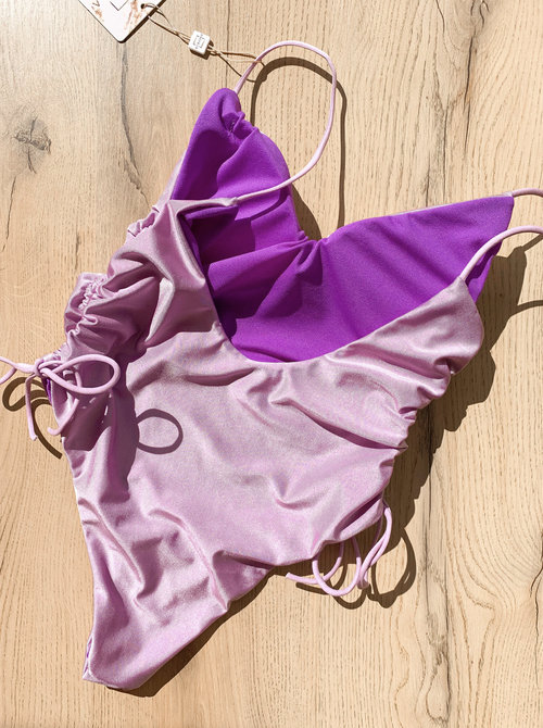 Rosie swimsuit purple/pink