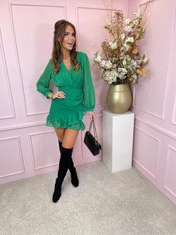 Lola dress green
