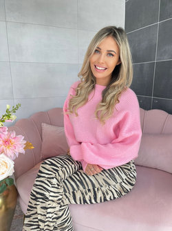 Jumel sweater barbie pink