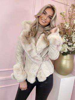 Lily coat creme