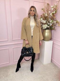 Vest camel