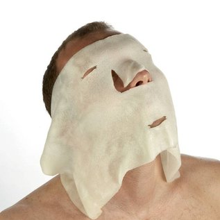 Water jel Burn dressing face mask