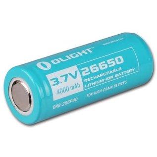 Olight battery 26650