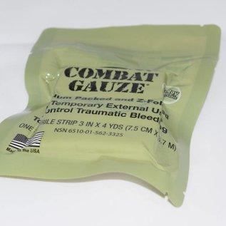 Quikclot Combat Gauze MIL