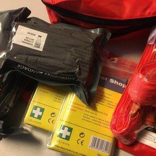 North American rescue Bleeding control set
