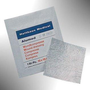 Holthaus Alumed wondcompres 10x10