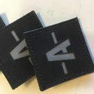 Apatch Blood type patch  A-