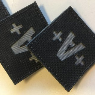 Apatch Blood type patch A+