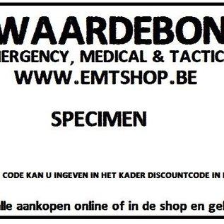 EMT Voucher 10€