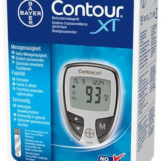 Bayer Glucometer Contour XT