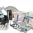 EMT Ambulance filling interventionbag set