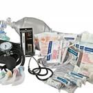 EMT Ambulance filling interventionbag set