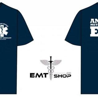 EMT Antwerp Medics Tshirt navy