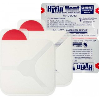 North American rescue Hyfin compact seal Twin Pack