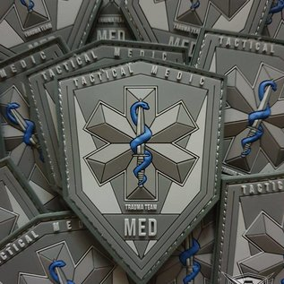 EMT Tactical medic patch