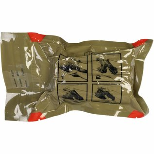 North American rescue Emergency trauma dressing 4 inch