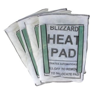 Blizzard BPS-16 heated survival blanket
