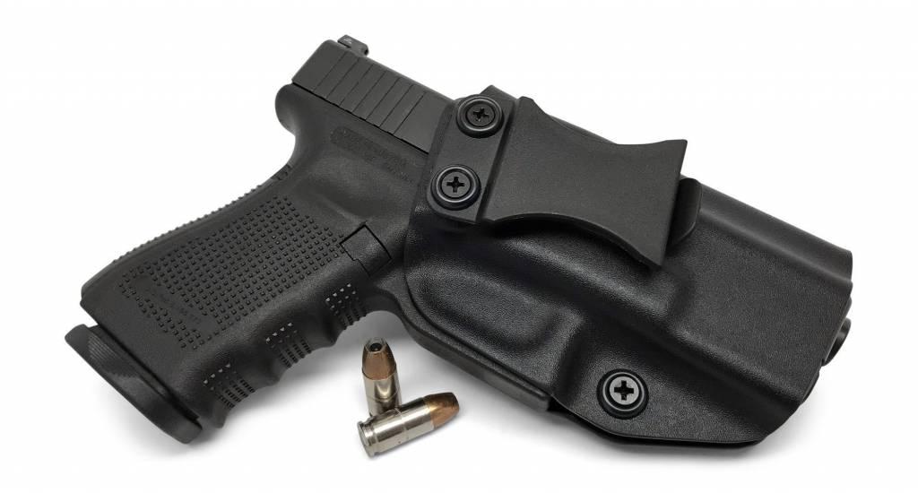 IWB Holster Glock 17/19 black