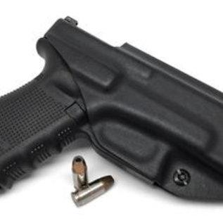 Concealment express IWB Holster Glock 17/19 zwart