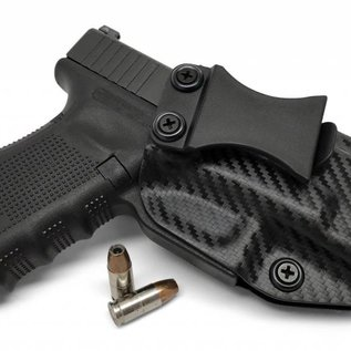Concealment express IWB Holster Glock 17/19 carbon