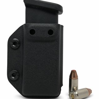 Concealment express IWB/OWB magazijn holster zwart  double stack