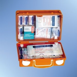 Holthaus First aid box quick stocked by DIN13157