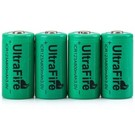 Olight RCR123A rechargeable battery bulk one piece