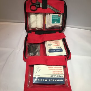 EMT First aid carry on bag