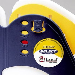 Laerdal Stifneck select hard cervical collar