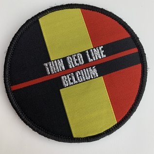 emt Thin red line patch