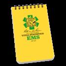 Rite in the rain Top spiral EMS parameter notebook