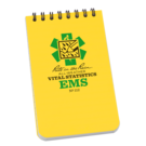 Rite in the rain Top spiral EMS vital stats notebook