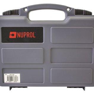 Nuprol Pistol case wave foam